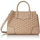 Take extra 20% Off for prime members Rebecca Minkoff Quilted Amorous Satchel Top Handle Bag