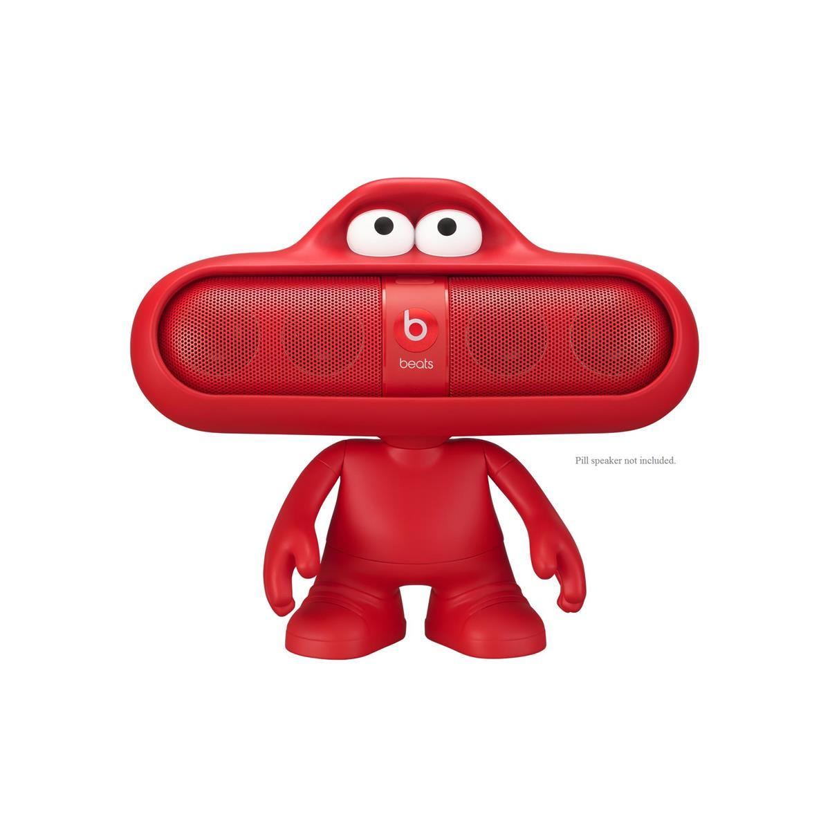 Beats Pill Character Speaker Holder (Red)