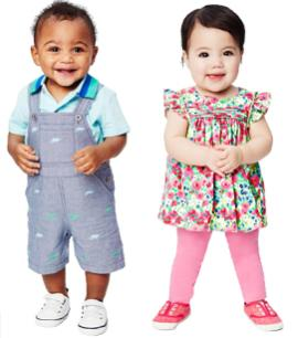 From $2.49 First Impressions Baby Apparel Sale @ Macys.com