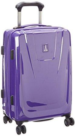 Travelpro Maxlite 21 Inch Exp Hardside Spinner, Grape, One Size