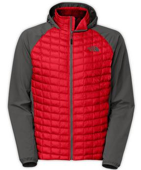$72 The North Face ThermoBall Hybrid Hoodie Men's Jacket