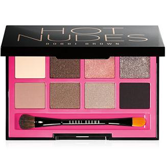 30% Off Bobbi Brown Hot Collection Hot Nudes Eye Palette @ macys