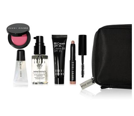 20% Off Bobbi Brown Mini Must-Haves Kit @ macys