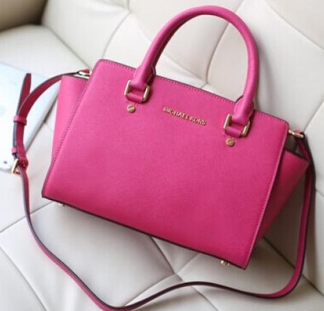 MICHAEL Michael Kors Selma Medium Tz Satchel