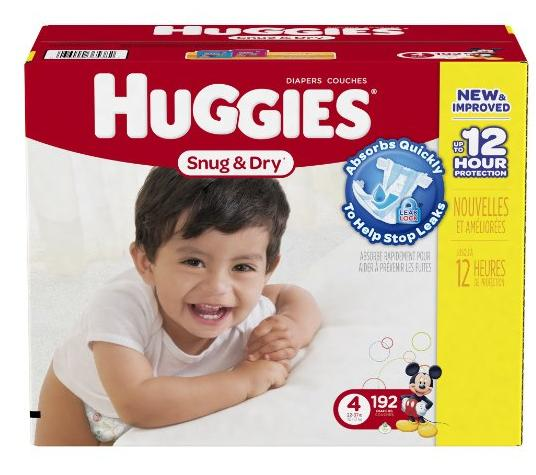 50% Off select Huggies Diapers for Amazon Mom Members @ Amazon.com