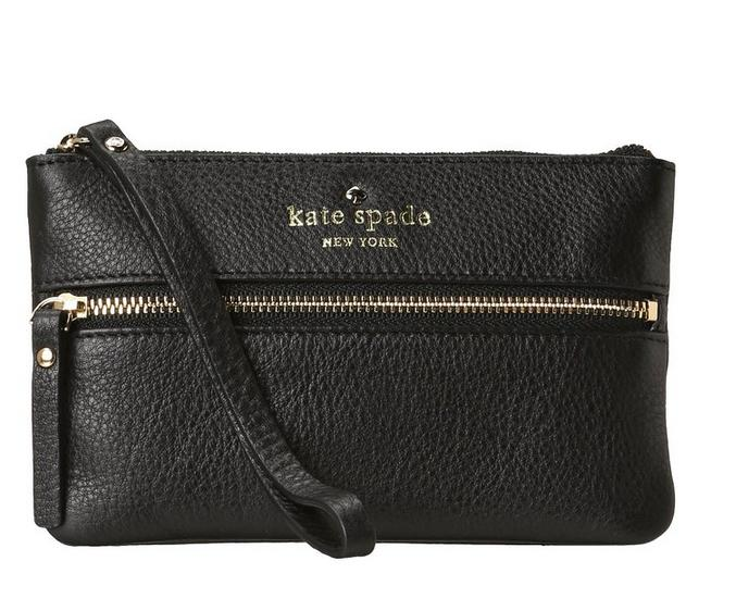 kate spade new york Cobble Hill Bee Card Case Handbag