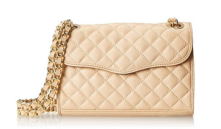 $165 Rebecca Minkoff Quilted Affair Cross-Body Bag