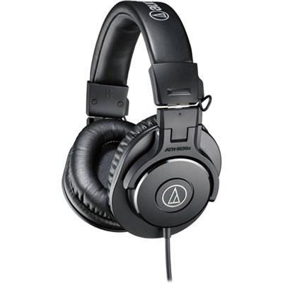 $49 Audio-Technica ATH-M30 Professional Studio Monitor Closed-back Dynamic Headphones
