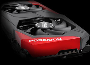 ASUS GeForce GTX 980 POSEIDON Video Card