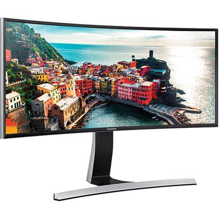 "$599.99 Samsung SE790C 34"" Curved Ultra Wide QHD 3440 x 1440 Monitor"