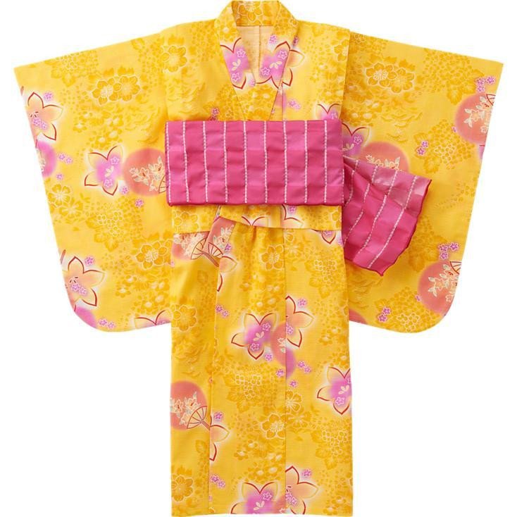 From $39.9 Girls' & Women's Yukata @ Uniqlo