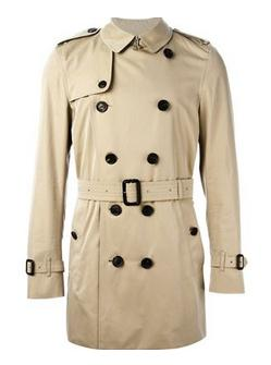 Up to 30% Off Men's Burberry Sale @ Farfetch