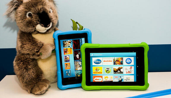 """$30 off Select Amazon Fire HD 6"""" Tablets @ Best Buy"""