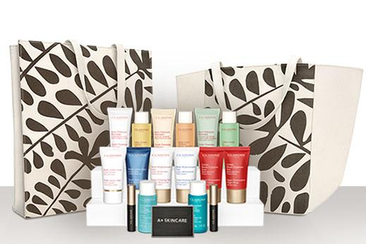 Free 10pc Gift + Free Shipping With $75 Order @ Clarins