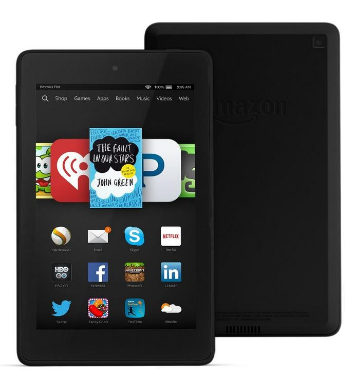 Certified Refurbished Fire HD 6 Tablet