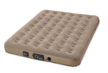 insta-bed Queen Air Mattress with NeverFlat Pump