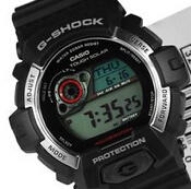 80.99 Casio Men's GR-8900-1CR Tough Solar G-Shock Digital Display Quartz Black Watch