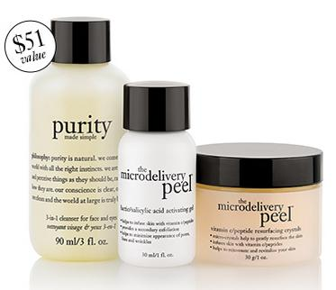Free Ultimate Miracle Worker Night Deluxe Sample with Any Purchase @ philosophy