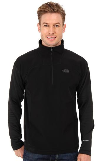 The North Face Concavo 1/2 Zip Hybrid Jacket