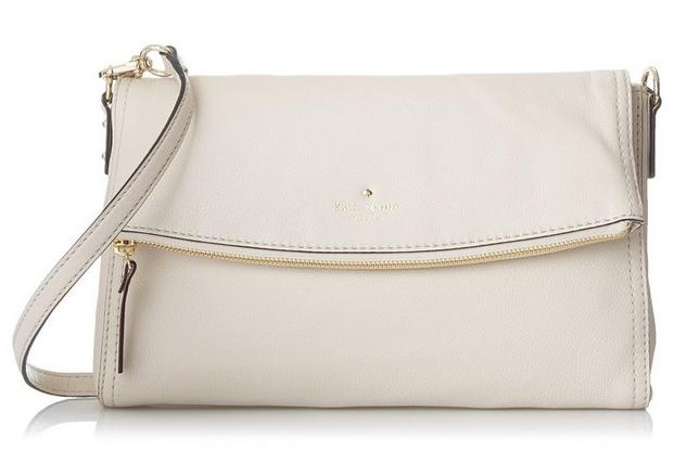 kate spade new york Cobble Hill Carson Cross Body Bag, Pebble