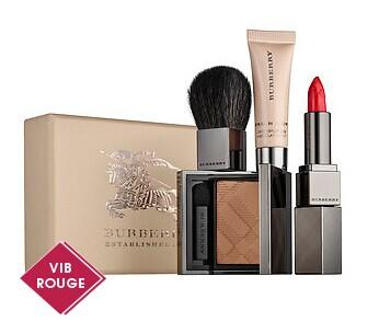 VIB ROUGE ONLY Burberry Beauty Box @ Sephora.com