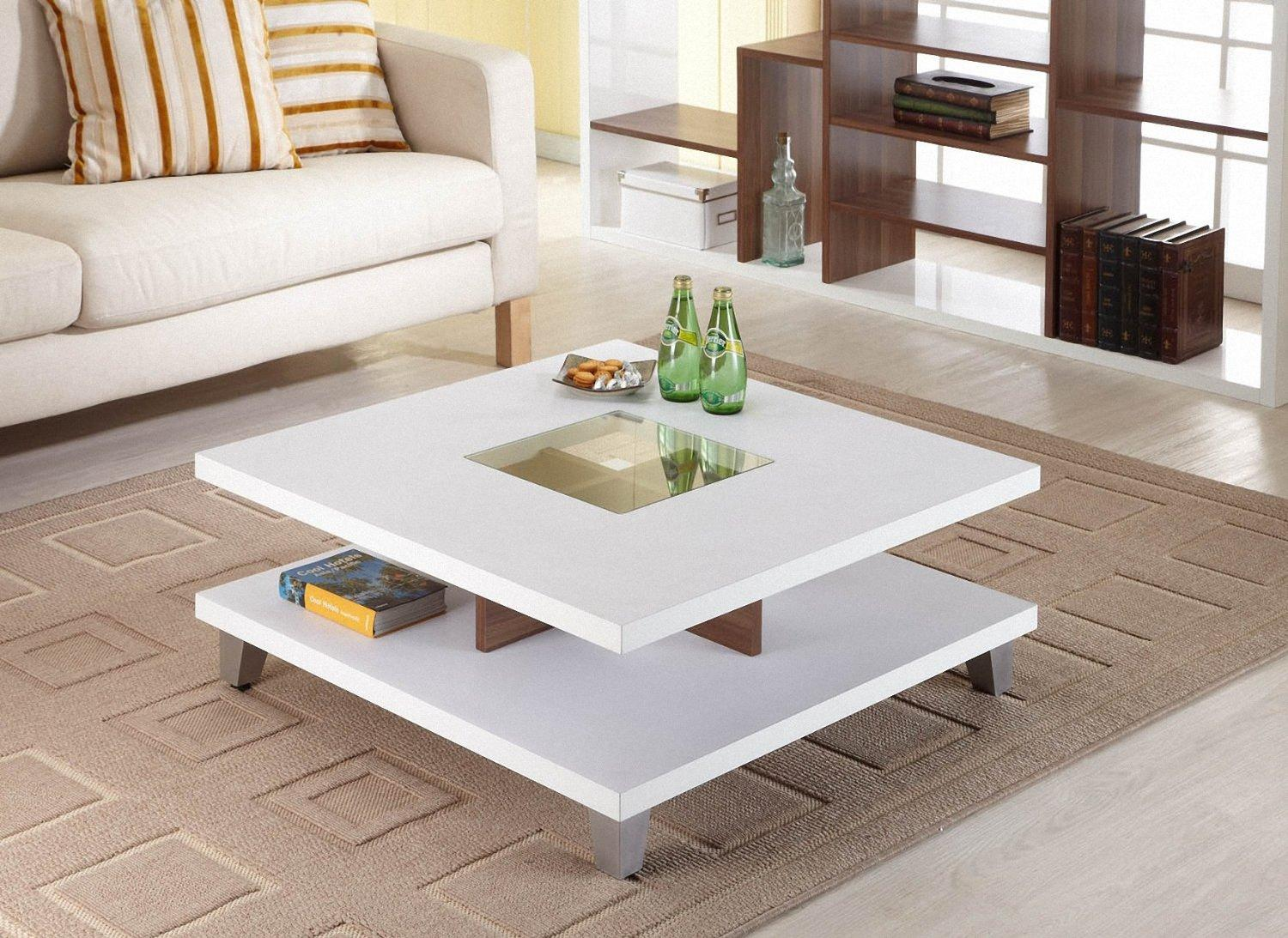 Furniture of America Lendon Square Coffee Table