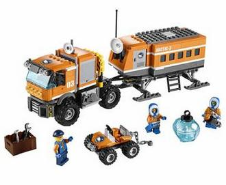 $32.62 LEGO City Arctic Outpost 60035 Building Toy