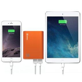 Jackery Giant+ Dual 12000mAh USB Portable Battery Charger