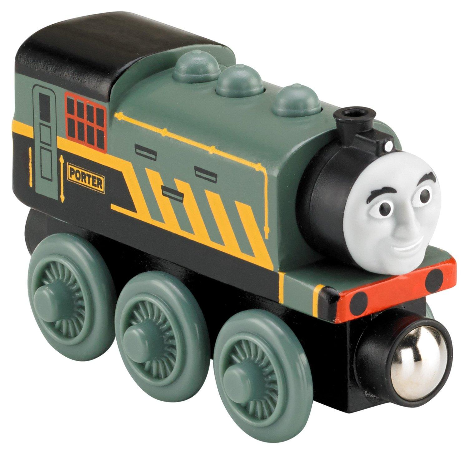 Fisher-Price Thomas Wooden Railway - Porter
