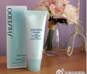 $22.5 + Free Shipping Shisheido PURENESS Deep Cleansing Foam 3.6oz