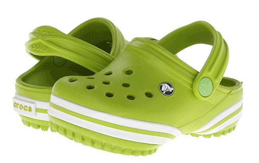 Crocs Kids Crocband-X Clog (Toddler/Little Kid) @ 6PM.com