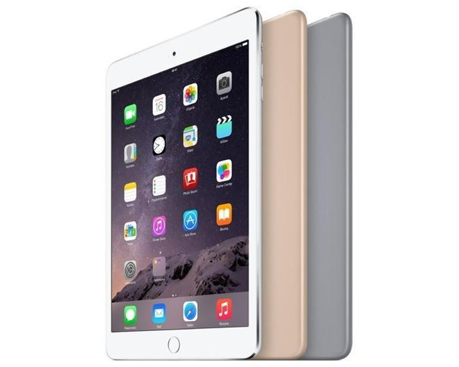 $349.99 Apple iPad mini 3 with Retina display with WiFi 64GB