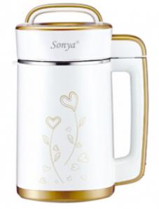 Sonya Soy Milk Maker Sya-19A Made by All Stainless Steel