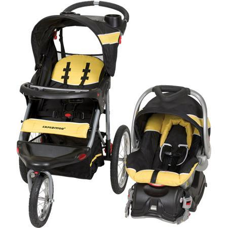 $169 Baby Trend Expedition Jogger Travel System