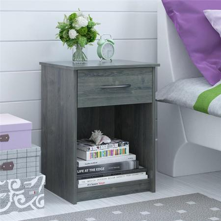 Mainstays Nightstand/End Table, Multiple Colors