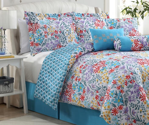 $44.99 7- and 8-Piece Closeout Comforter Sets