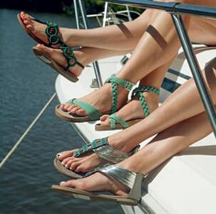 $24.99 Or Less Summer Sandals Blowout @ 6PM.com