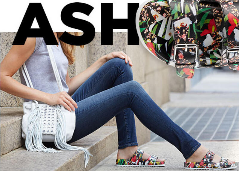Up to 60% Off Ash Shoes Sale @  Saks Off 5th