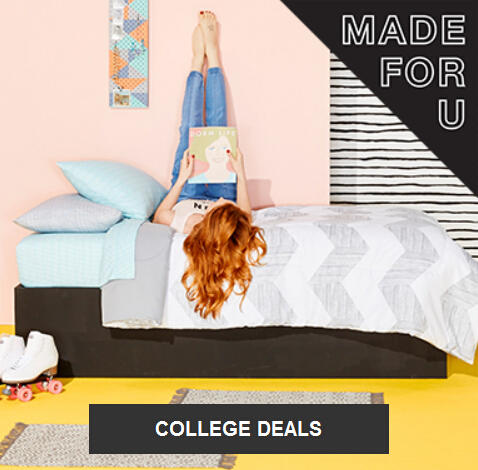 Up to 30% Off College Must-Haves @ Target.com