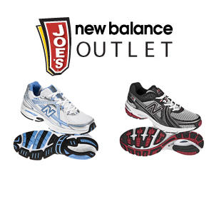 Up to 50% Off + 15% Off $50 Sitewide Sale @ JoesNewBalanceOutlet.com!