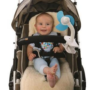 Dreambaby Stroller Fan
