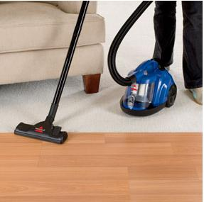 $48.59 BISSELL Zing Bagless Canister Vacuum