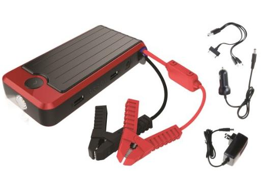 PowerAll Portable Power Bank and Lithium Jump Starter PBJS16000R