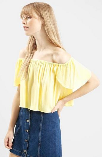 Up to 75% Off Topshop Sale @ Nordstrom