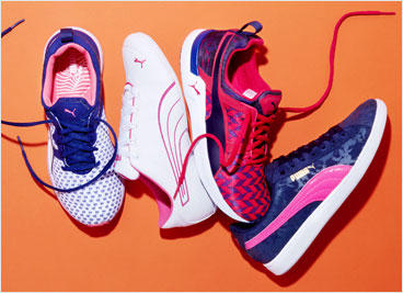 Up to 54% Off PUMA On Sale @ Hautelook