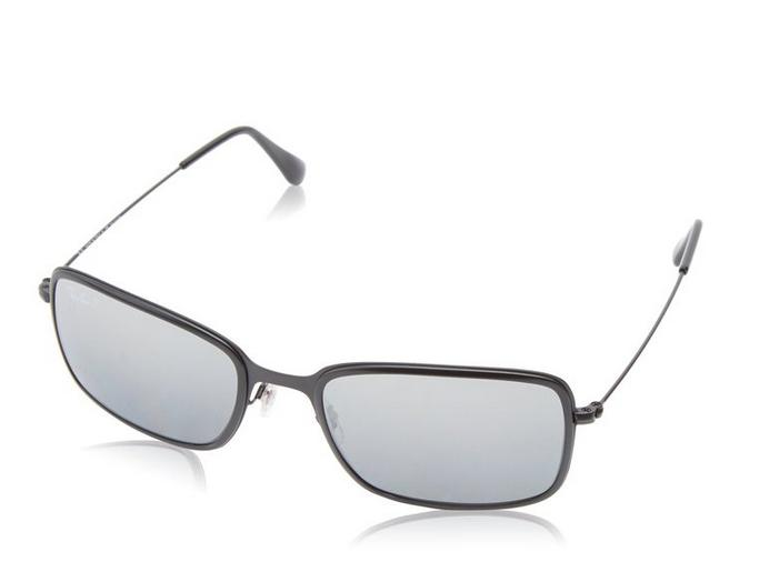 Ray-Ban Men's Rb3514m Oval Sunglasses