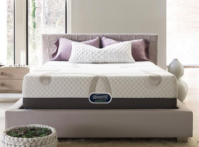 Dealmoon Exclusive: $100 Off All Simmons Beautyrest Recharge Memory Foam Plus Mattresses @ US-Mattress.com