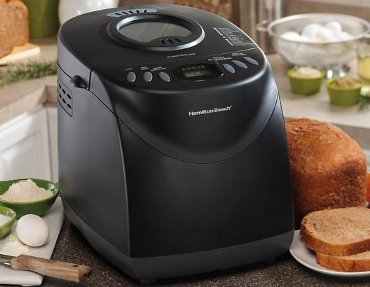 Hamilton Beach Home Baker Bread Maker with Gluten-Free Setting