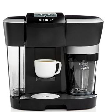Keurig® R500 Rivo Cappuccino and Latte Single Serve Brewer