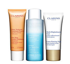 Free 3 Pc Gift with $75 Clarins Purchase + 25 Pc Gift with $125 Beauty Purchase @ Nordstrom